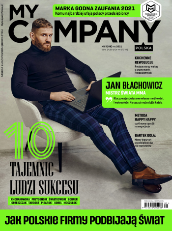 My Company Polska Wydanie 5/2021 (68)