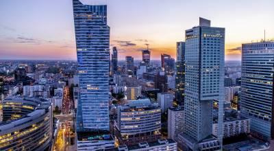 Ostatnie apartamenty w wieżowcu Złota 44 czekają na właścicieli. Boom sprzedażowy mimo pandemii