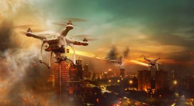 Pieniądze na walki dronów? Program GameInn wsparciem nie tylko dla twórców gier