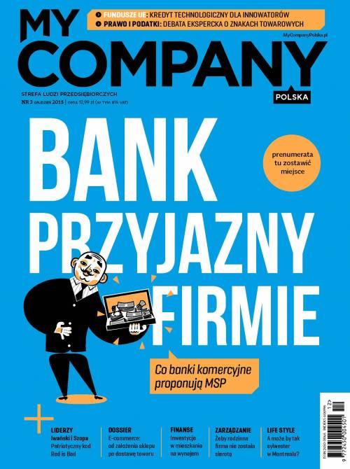 Miesięcznik My Company Polska - Wydanie 3/2015 (3)