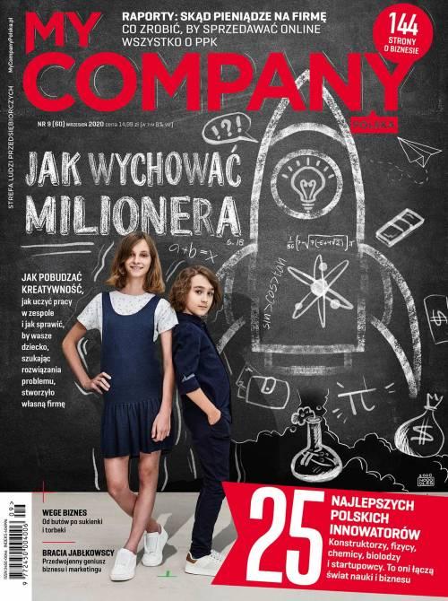 Miesięcznik My Company Polska - Wydanie 9/2020 (60)