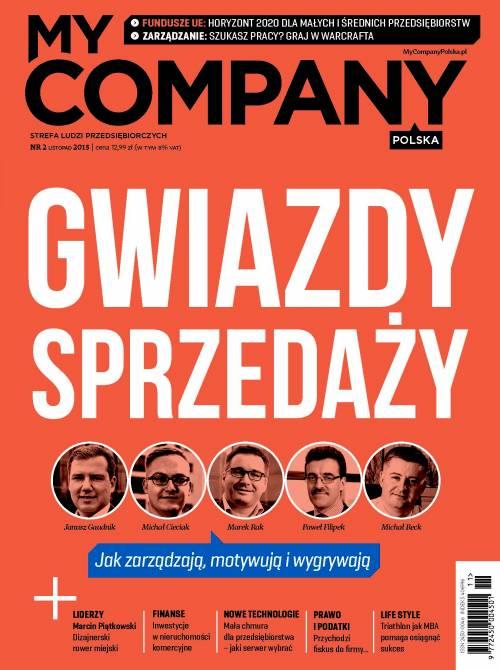 Miesięcznik My Company Polska - Wydanie 2/2015 (2)