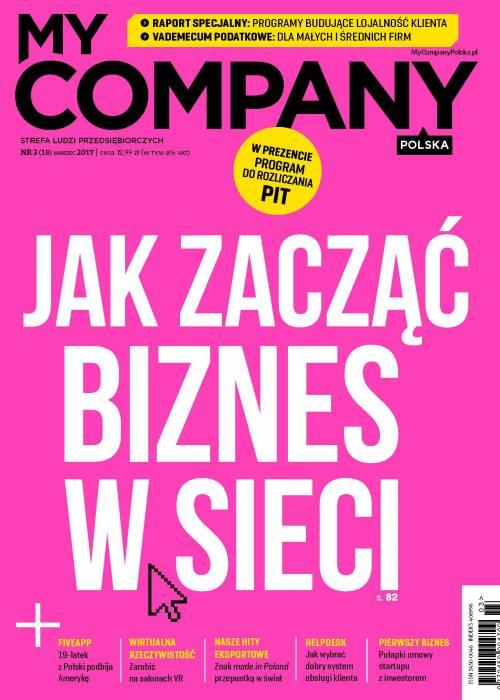 My Company Polska wydanie 3/2017 (18)