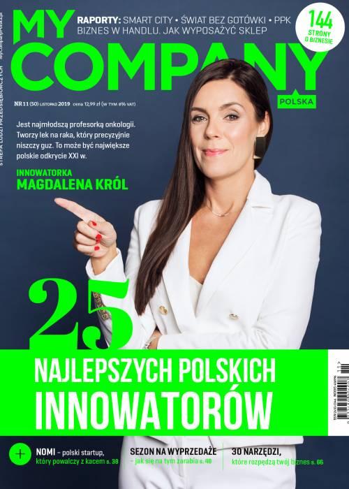 My Company Polska wydanie 11/2019 (50)