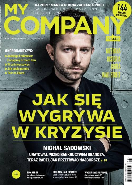My Company Polska wydanie 5/2020 (56)