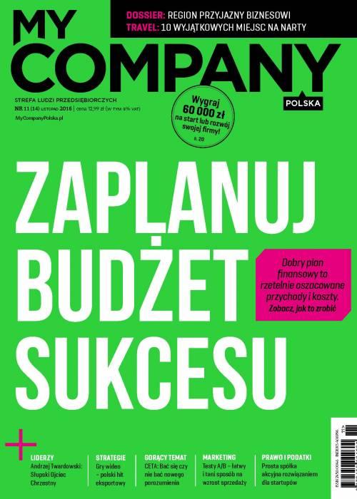 My Company Polska wydanie 11/2016 (14)