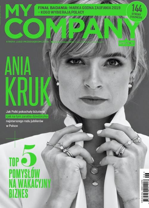 My Company Polska wydanie 6/2019 (45)