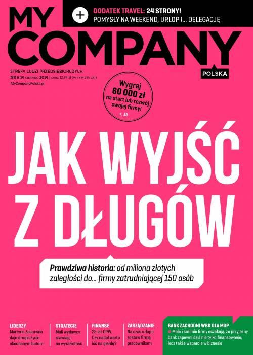 My Company Polska wydanie 6/2016 (9)