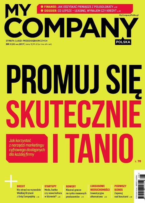 My Company Polska wydanie 5/2017 (20)