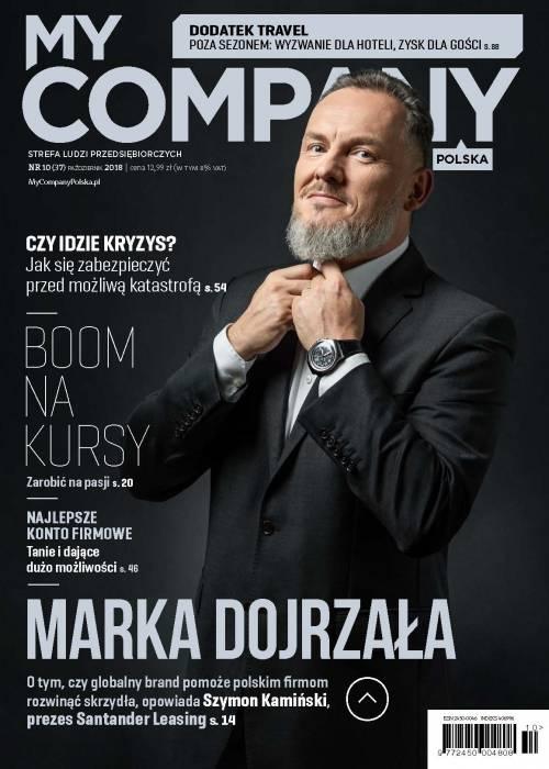 My Company Polska wydanie 10/2018  (37)