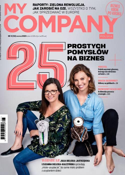 My Company Polska wydanie 8/2020 (59)