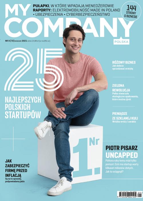 My Company Polska wydanie 9/2021 (72)