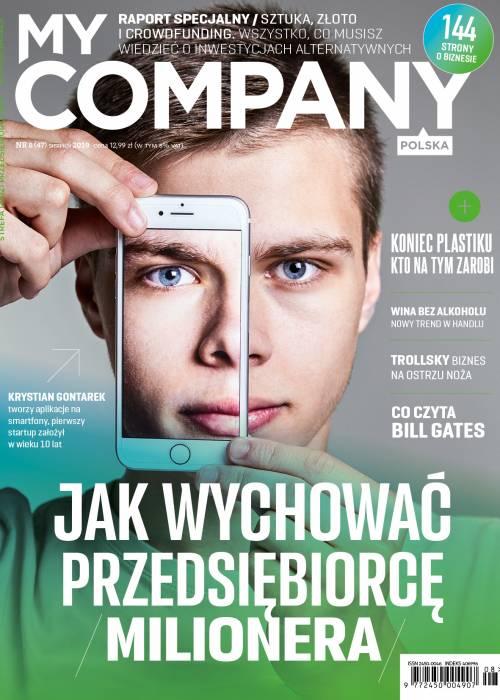 My Company Polska wydanie 8/2019 (47)