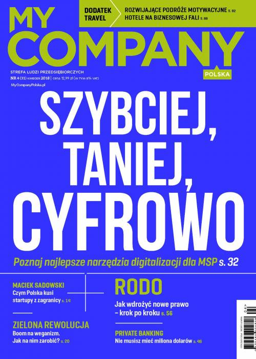 My Company Polska wydanie 4/2018 (31)