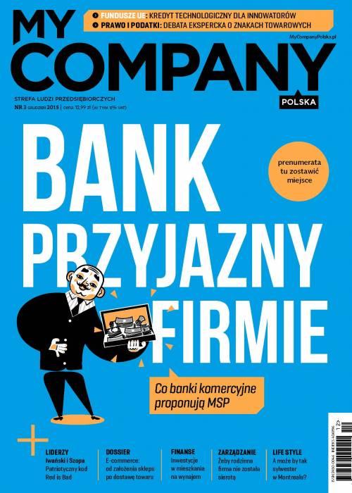 My Company Polska wydanie 3/2015 (3)