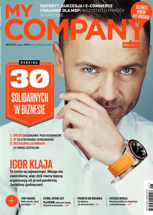 My Company Polska wydanie 6/2020 (57)