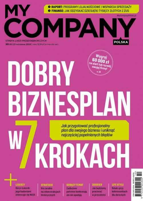 My Company Polska wydanie 10/2016 (13)