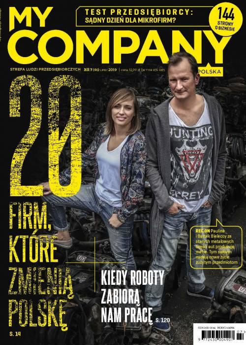 My Company Polska wydanie 7/2019 (46)