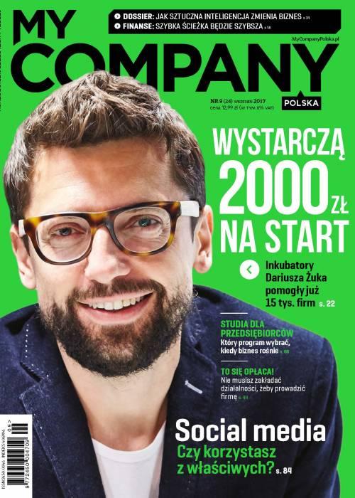 My Company Polska wydanie 9/2017 (24)