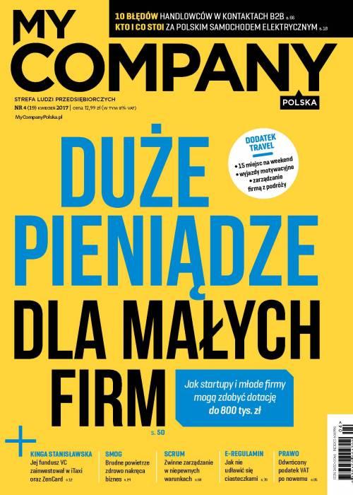 My Company Polska wydanie 4/2017 (19)