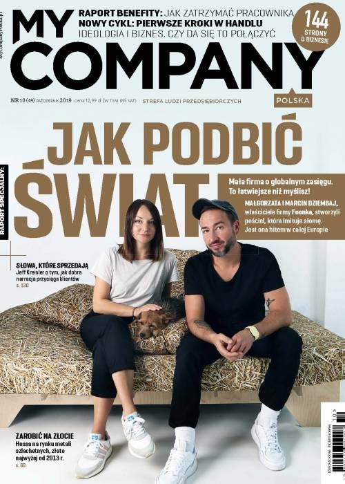My Company Polska wydanie 10/2019 (49)
