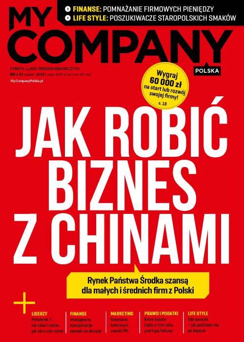 My Company Polska wydanie 3/2016 (6)