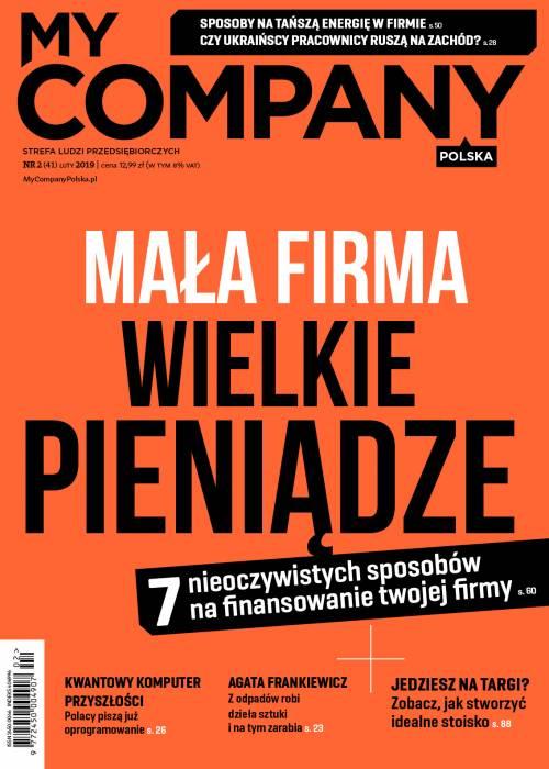 My Company Polska wydanie 2/2019 (41)