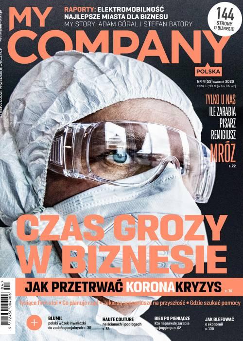 My Company Polska wydanie 4/2020 (55)