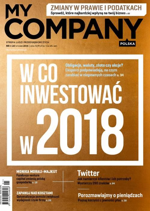 My Company Polska wydanie 1/2018 (28)