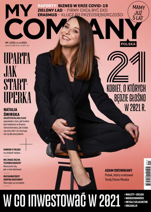 My Company Polska wydanie 1/2021 (64)