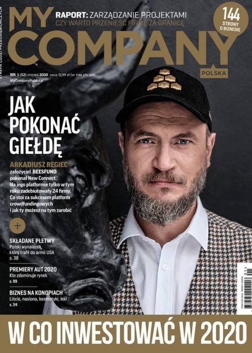 My Company Polska wydanie 1/2020 (52)