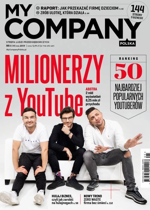 My Company Polska wydanie 5/2019 (44)