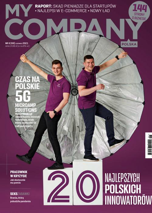 My Company Polska wydanie 6/2021 (69)