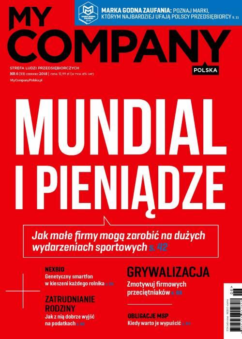 My Company Polska wydanie 6/2018  (33)