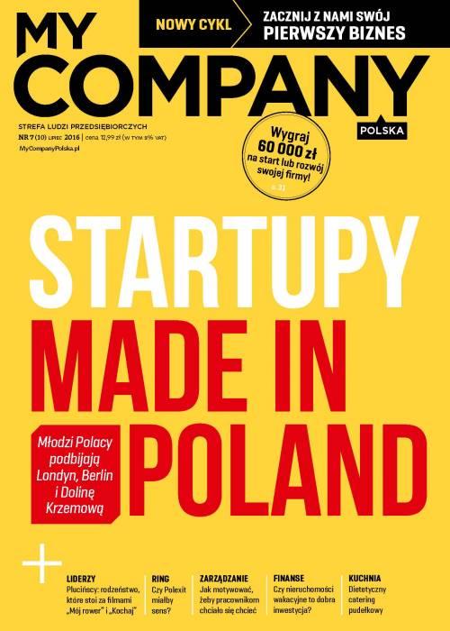 My Company Polska wydanie 7/2016 (10)