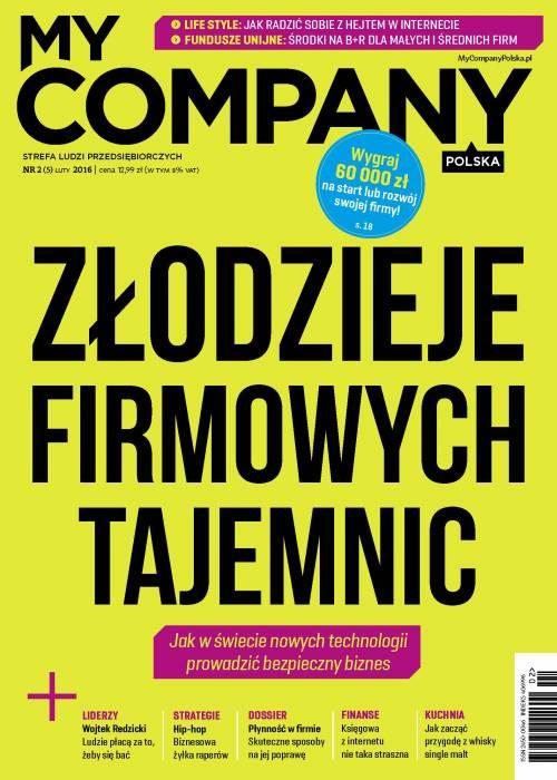 My Company Polska wydanie 2/2016 (5)