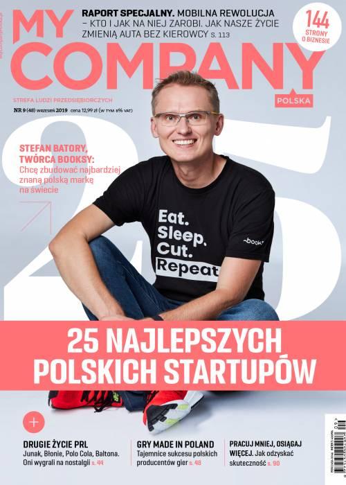 My Company Polska wydanie 9/2019 (48)