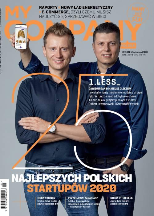 My Company Polska wydanie 10/2020 (61)