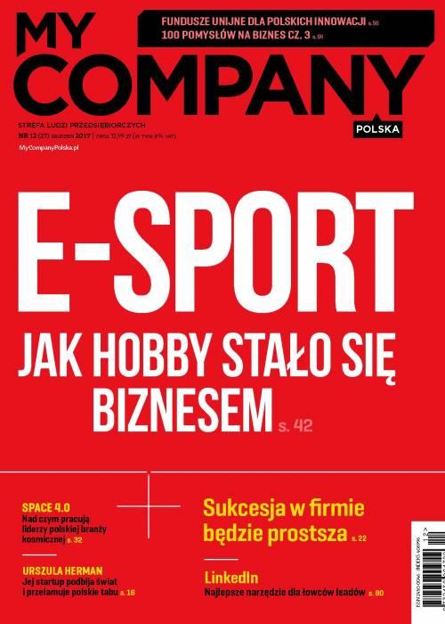 My Company Polska wydanie 12/2017 (27)