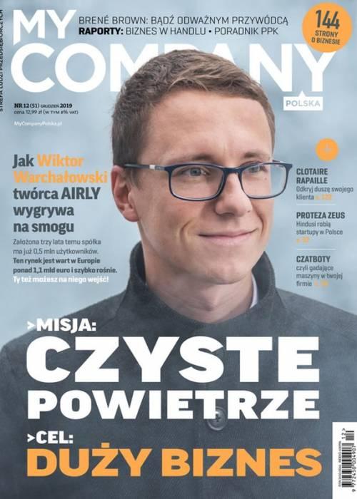 My Company Polska wydanie 12/2019 (51)