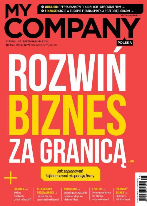My Company Polska wydanie 6/2017 (21)