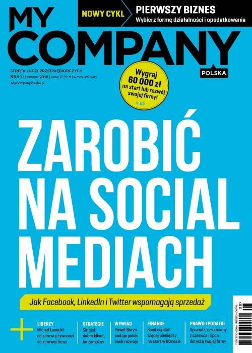 My Company Polska wydanie 8/2016 (11)