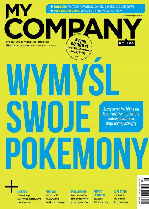 My Company Polska wydanie 9/2016 (12)
