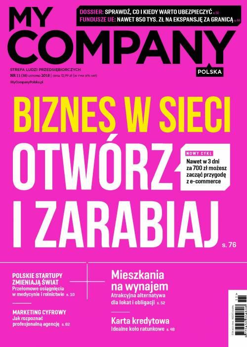 My Company Polska wydanie 11/2018  (38)