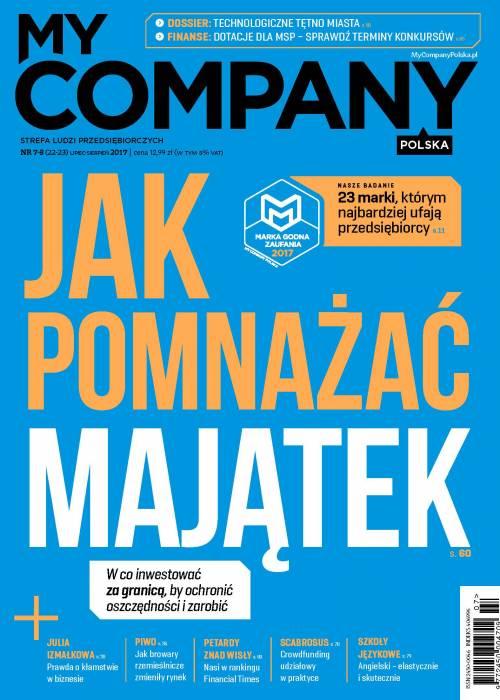 My Company Polska wydanie 7/2017 (22)