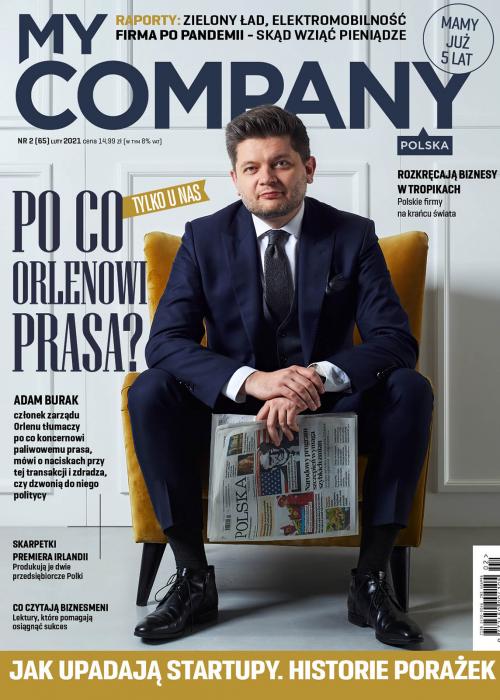 My Company Polska wydanie 2/2021 (65)