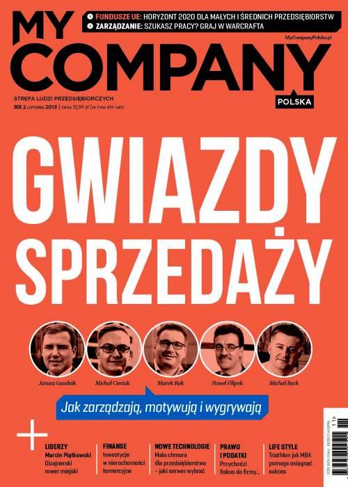 My Company Polska wydanie 2/2015 (2)