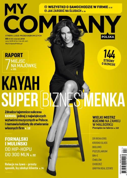 My Company Polska wydanie 4/2019 (43)