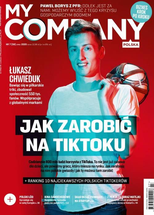 My Company Polska wydanie 7/2020 (58)