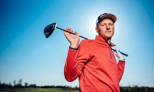 """Adrian Meronk: """"Golf to najtrudniejszy sport świata"""" [WYWIAD]"""